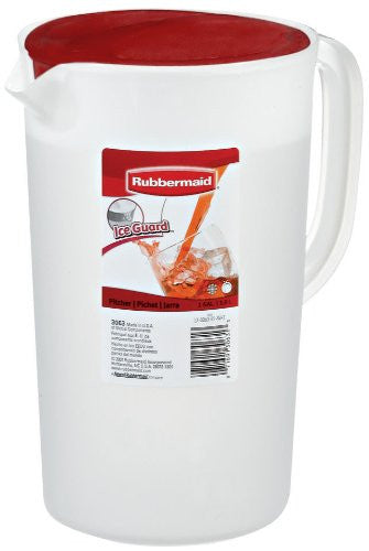1 Gallon Servin' Saver Pitcher - Fresh Colony