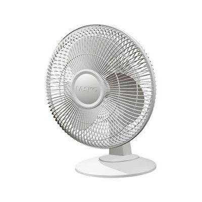 "Lasko 3-Speed 12"" Table Fan - White - Fresh Colony"