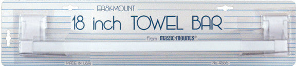 18 INCH TOWEL BAR 1PK ALM - Fresh Colony