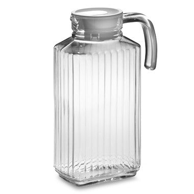 Luminarc Quadro 1.7-Liter (57 1/4-Ounce) Pitcher - Fresh Colony