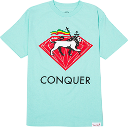 Diamond Supply Co - Conquer T-Shirt - Fresh Colony
