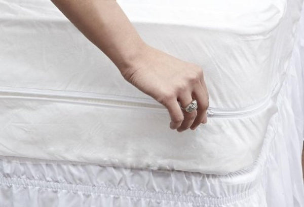 Kennedy Home Collections Mattress Protector Zippered - Full - Fresh Colony