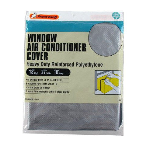 "18"" X 27"" X 16"" Outside Air Conditioner Cover (Fits A/C up to 10,000 BTU) - Fresh Colony"