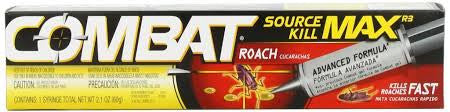 Combat Platinum Large Roach Killing Gel - Fresh Colony