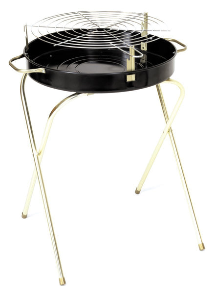 Marsh Allen 717HH-1 Folding Charcoal Grill - Fresh Colony