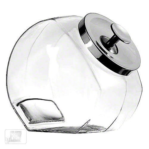 Anchor Hocking 1-Gallon Penny Candy Jar with Chrome Lid - Fresh Colony