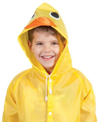 Cloudnine Children's Duck Raincoat(One size fits all:Ages 5-12) - Fresh Colony