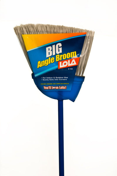 Lola 102 Big Angle Broom - Fresh Colony