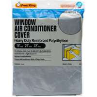 THERMWELL AC3H Window Air Conditioner Cover, 18 by 27-Inch - Fresh Colony