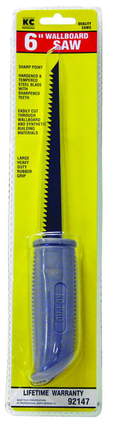 "Hardened & Tempered Steel Blade 6"" Wallboard Saw - Fresh Colony"