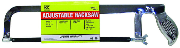 Kc Professional ADJUSTABLE HACKSAW 92149 - Fresh Colony