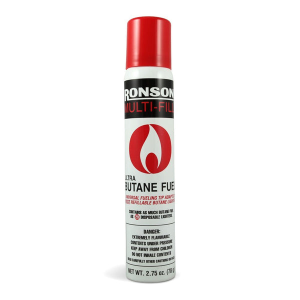 Ronson 99142 Multi-Fill Ultra Butane Fuel, 1.48 oz./42g - Fresh Colony