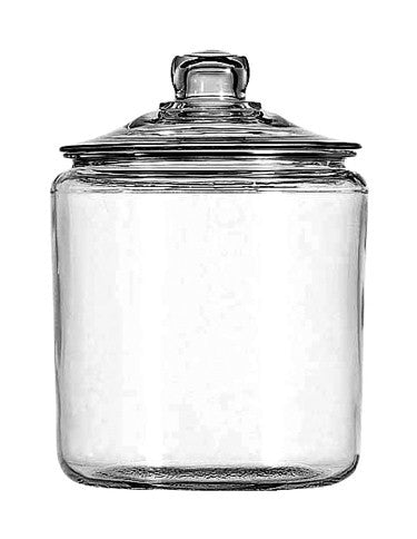 Anchor Hocking 1-Gallon Heritage Hill Jar - Fresh Colony