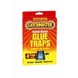 Catchmaster 104SD Mouse Size Glue Trap - Fresh Colony