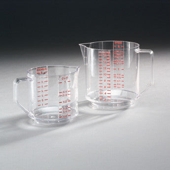 Arrow Clear Measuring Cup 1c - Fresh Colony