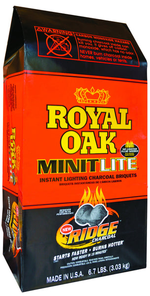 Minit Lite Charcoal Briquets - Fresh Colony