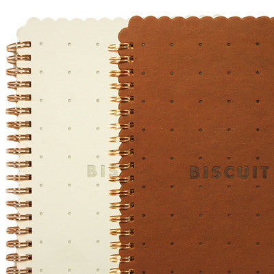 MOLLA SPACE - BISCUIT NOTEBOOK - Fresh Colony  - 1