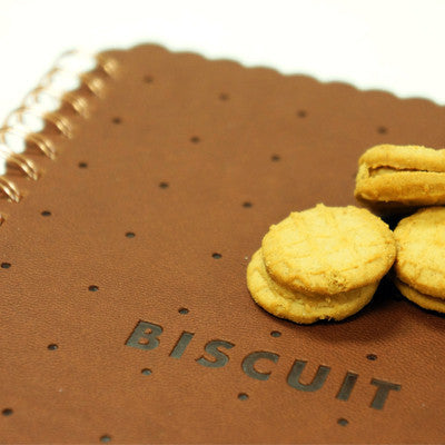 MOLLA SPACE - BISCUIT NOTEBOOK - Fresh Colony  - 3