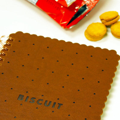 MOLLA SPACE - BISCUIT NOTEBOOK - Fresh Colony  - 5