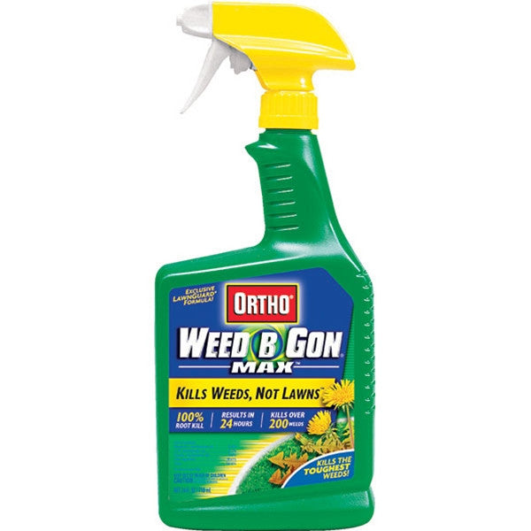 Ortho Weed-B-Gon MAX Ready-to-Use - 24-Ounce 0397560  (Older Model) - Fresh Colony