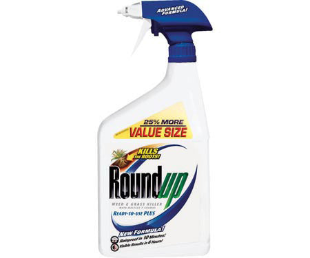 Roundup Weed & Grass Killer Plus Bonus Size - Fresh Colony