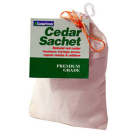 Cedar Sachet In Bag - Fresh Colony