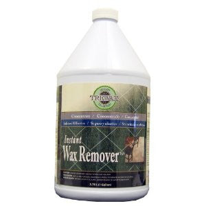 Trewax Vinyl and Linoleum Instant Wax Remover, 1-Gallon - Fresh Colony