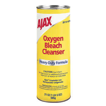 Ajax® Oxygen Bleach Powder Cleanser - Fresh Colony