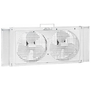 Comfort Zone CZ310R Twin Window Fan - Fresh Colony