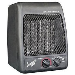 Comfort Zone® Personal Ceramic Heater/Fan CZ441 - Fresh Colony