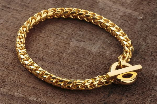 Vitaly - Cirkel x Gold Bracelet - Fresh Colony  - 1