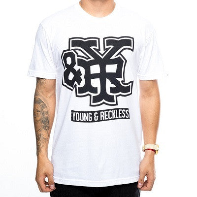 Young and Reckless - Honerable Discharge T-Shirt - Fresh Colony