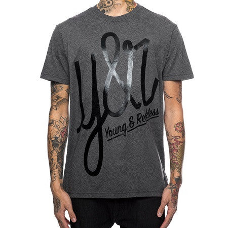 Young and Reckless - Looped In T-Shirt - Fresh Colony