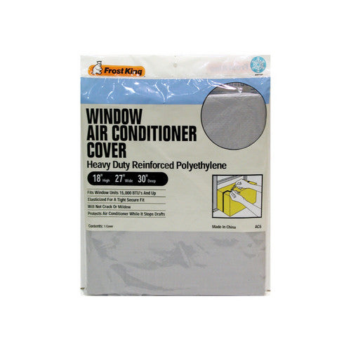 "20"" X 28"" X 30"" Outside Air Conditioner Cover (Fits A/C 15,000 BTU and up) - Fresh Colony"