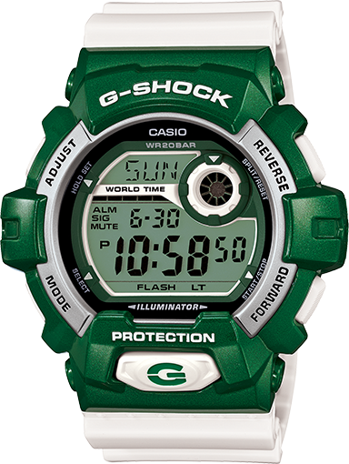 G-Shock - G8900CS-3 - Fresh Colony