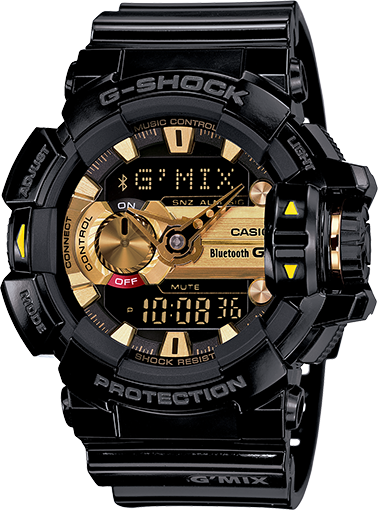 G-SHOCK - GBA400-1A9 BLUETOOTH - Fresh Colony