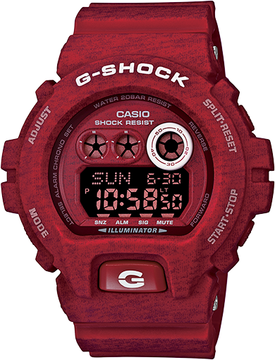 G-SHOCK - GDX6900HT-4 - Fresh Colony
