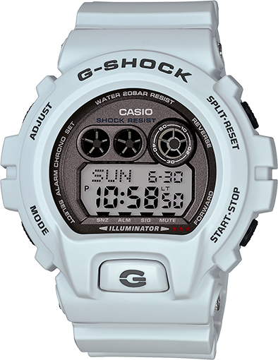 G-Shock - GDX-6900 – Ice Gray - Fresh Colony