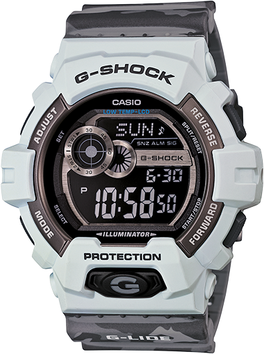 G-SHOCK  - GLS8900CM-8 - Fresh Colony