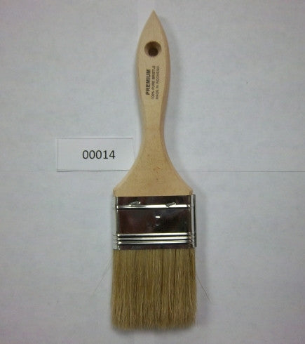"2-1/2"" Chip Single X Thick Paint Brush Great American Marketing BB00014 - Fresh Colony"