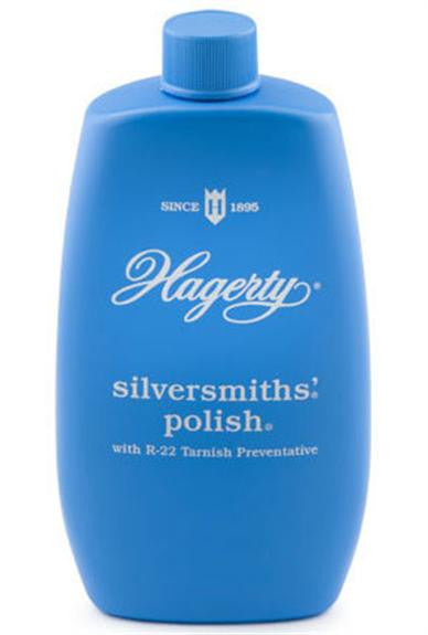 Hagerty 10080 8 oz. Silversmiths Polish - Fresh Colony