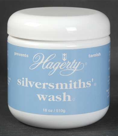 Hagerty 12170 Silversmiths' Silver Wash, 19 Ounces - Fresh Colony