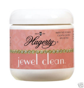 Hagerty 7-Ounce Jewelry Cleaner, White - Fresh Colony