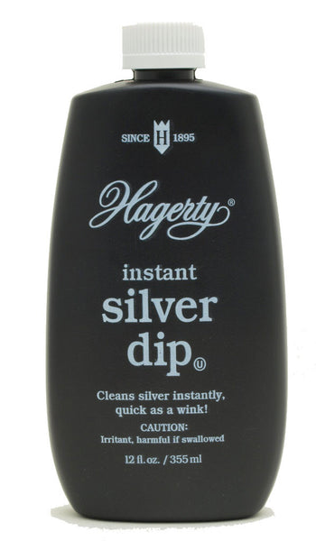 W. J. Hagerty Instant Silver Dip Polish, 12-Ounce - Fresh Colony
