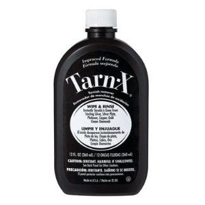 Tarn-X TX-6 Tarnish Remover, 12-Ounce - Fresh Colony