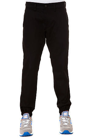 Kennedy Denim Co - The Weekender Essentials Black Jogger Pants - Fresh Colony  - 1