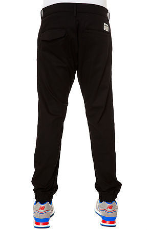 Kennedy Denim Co - The Weekender Essentials Black Jogger Pants - Fresh Colony  - 5