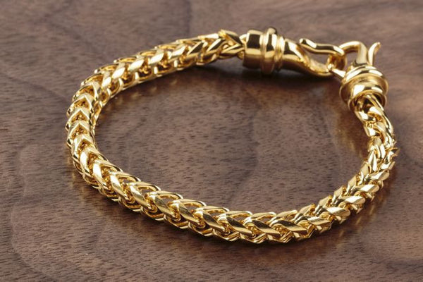 Vitaly - Kusari x Gold Bracelet - Fresh Colony  - 1