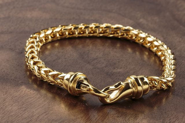 Vitaly - Kusari x Gold Bracelet - Fresh Colony  - 2
