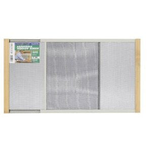 Frost King AWS1025 Adjustable Window Screen - Fresh Colony